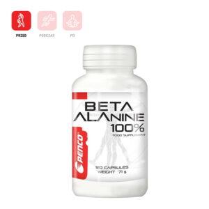 BETA ALANINE 120 kapsułek beta alaniny dla sportowców