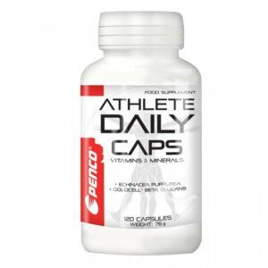 Athlete daily caps Witaminy i minerały na układ immunologiczny
