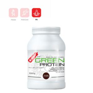 GREEN PROTEIN 1000g białko wegańskie dla sportowców