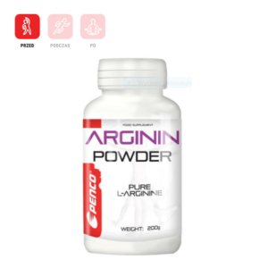 L-ARGININ POWDER 200g czysta l-arganina w proszku