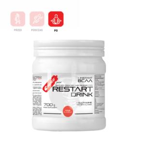 RESTART DRINK 700g napój regeneracyjny w proszku dla sportowców