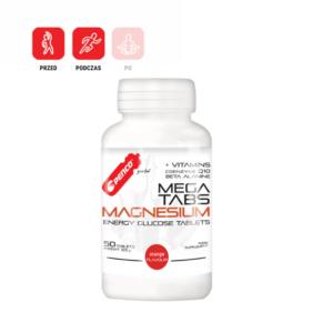 Tabletki glukozy z magnezem opakowanie 50 sztuk